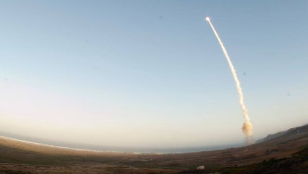 Missile balistico Minuteman III - Sputnik Italia