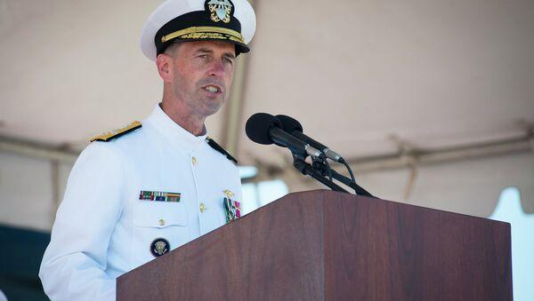 Ammiraglio USA John Richardson - Sputnik Italia