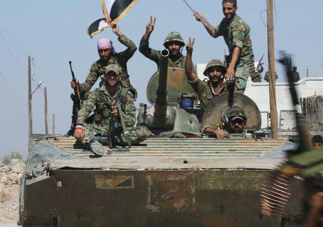 Esercito di Assad