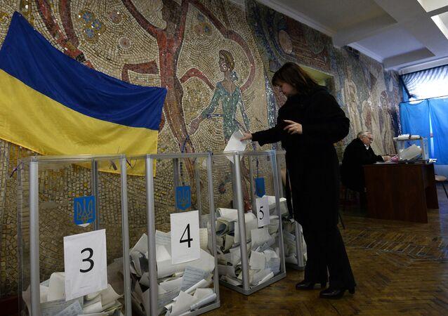 Elezioni amministrative in Ucraina