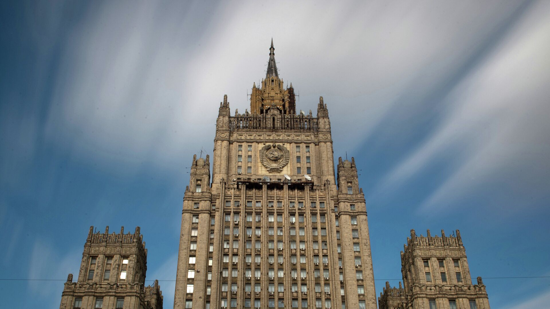 La sede del ministero degli Esteri della Russia - Sputnik Italia, 1920, 26.05.2021