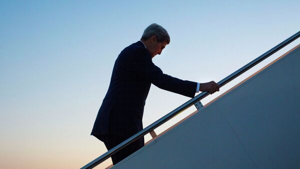 Secretario di Stato John Kerry - Sputnik Italia