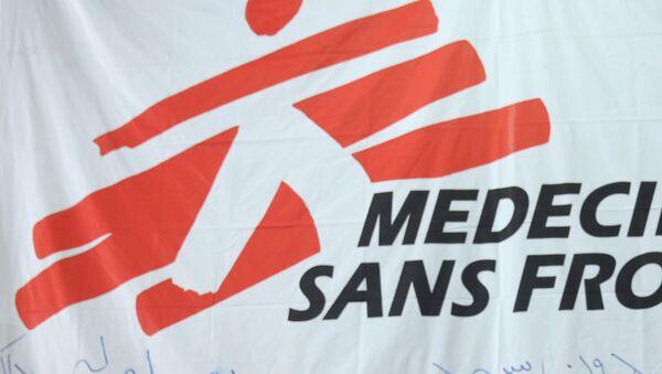 Medecins Sans Frontieres (MSF) - Sputnik Italia