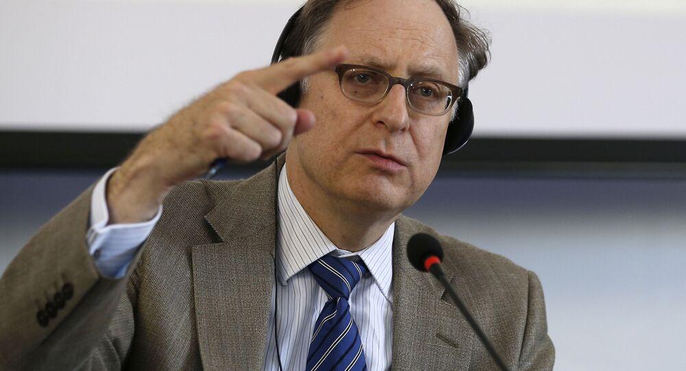 Vice segretario generale della NATO Alexander Vershbow