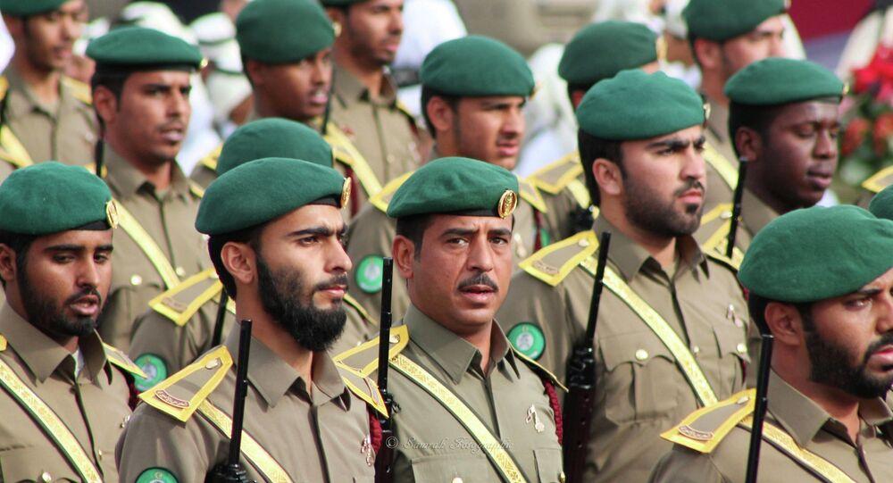 Soldati del Qatar