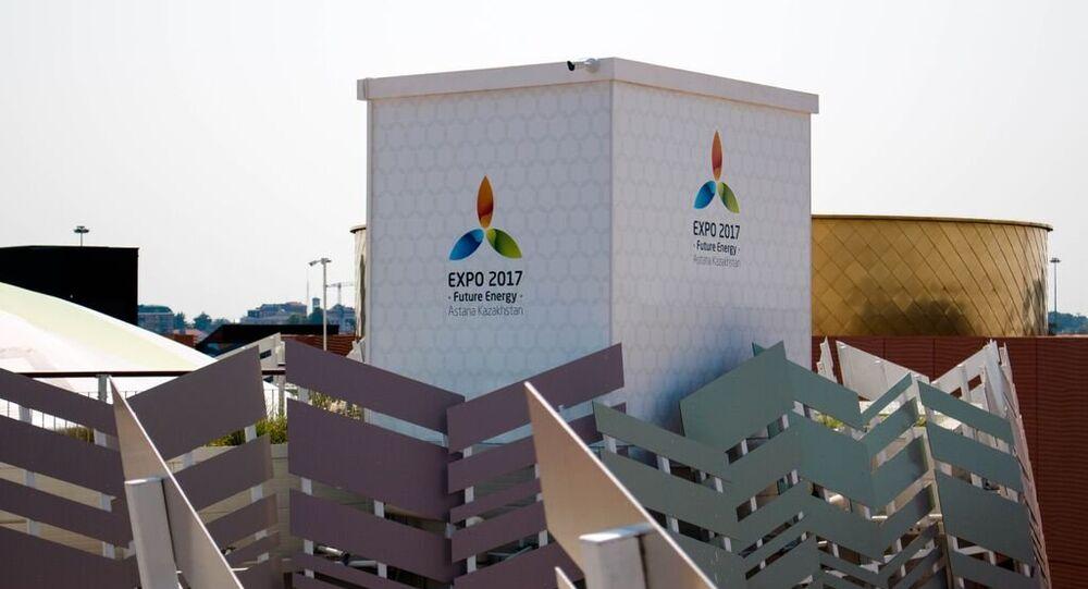Il tema dell'EXPO di Astana 2017 sarà l'Energia del Futuro