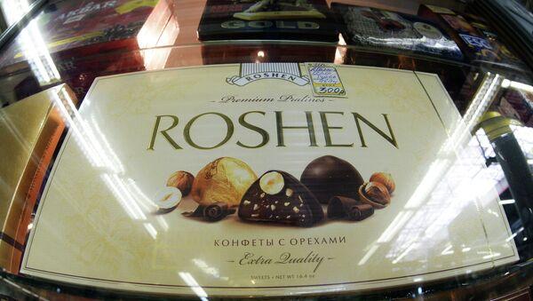 Cioccolatini Roshen - Sputnik Italia
