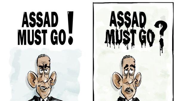 Assad must go! Assad must go? - Sputnik Italia