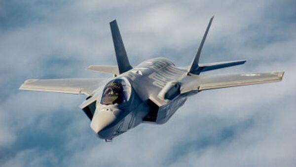 Caccia americano F-35 Lightning II - Sputnik Italia