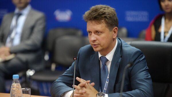 Maxim Sokolov, ministro dei Trasporti della Russia - Sputnik Italia