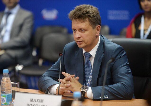 Maxim Sokolov, ministro dei Trasporti della Russia