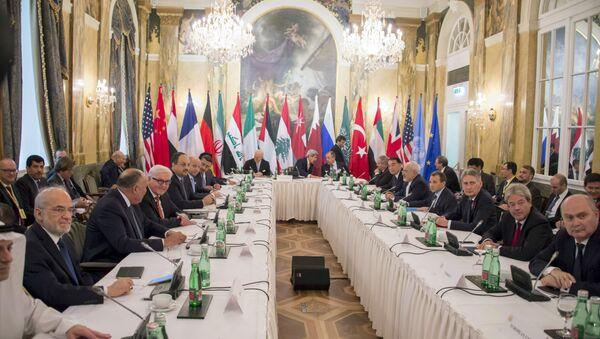 Negoziati di Vienna sulla Siria - Sputnik Italia