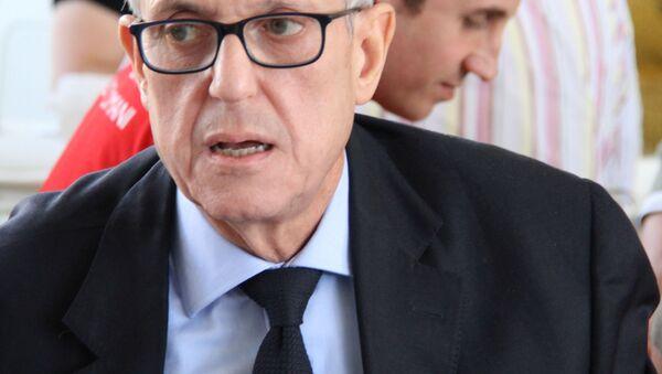 Francesco Paolo Tronca, Commissario prefettizio del Comune di Roma - Sputnik Italia