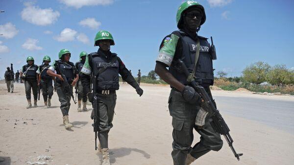 Soldati della Missione dell'Unione africana in Somalia - Sputnik Italia