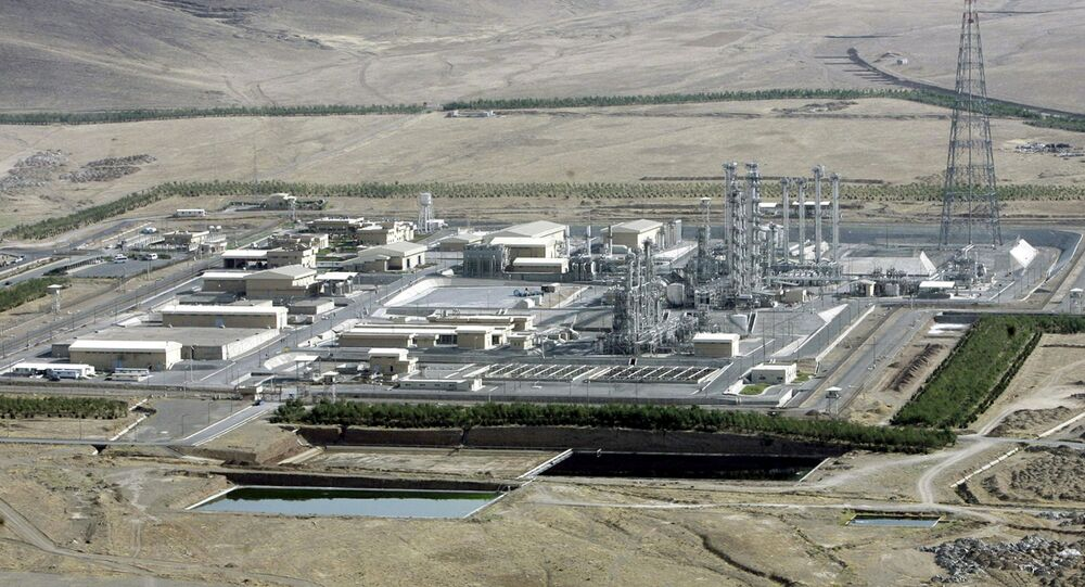 Centrale nucleare iraniana di Arak