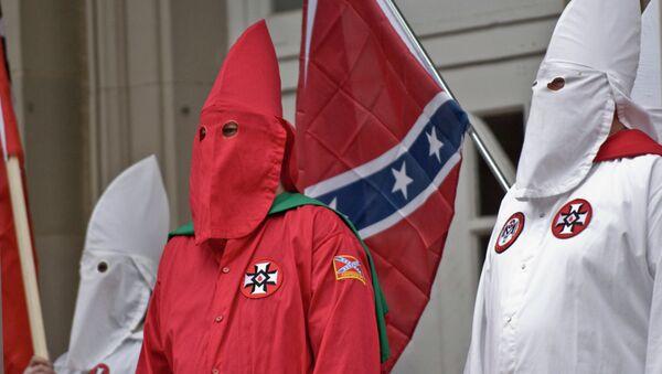 The Ku Klux Klan - Sputnik Italia
