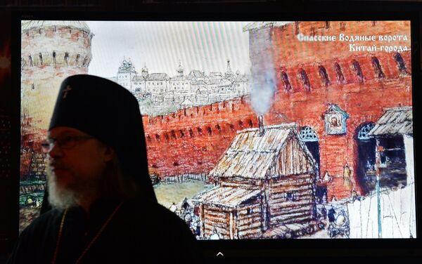 L'apertura della mostra la Russia ortodossa. La dinastia Ryurik - Sputnik Italia