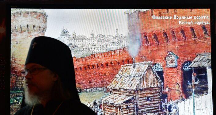 L'apertura della mostra la Russia ortodossa. La dinastia Ryurik