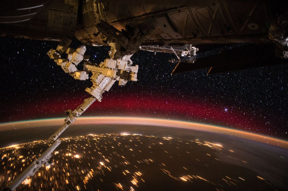 Guardians of the Galaxy: ISS Celebrates 15 Years in Orbit