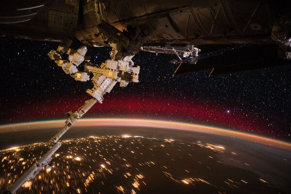 Guardians of the Galaxy: ISS Celebrates 15 Years in Orbit - Sputnik Italia