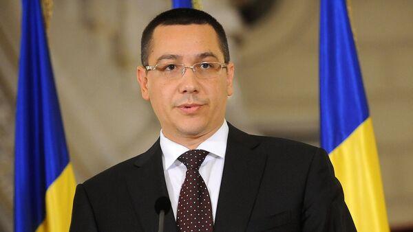 Victor Ponta - Sputnik Italia