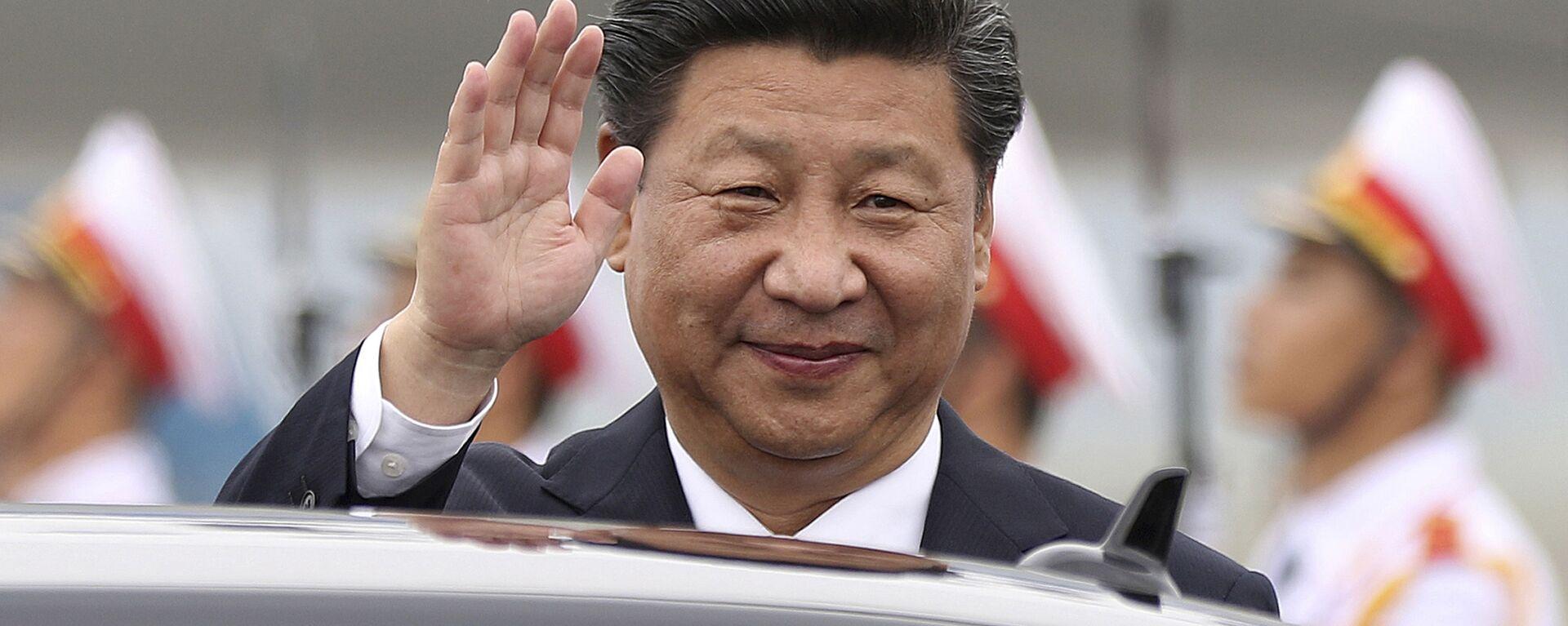 Xi Jinping - Sputnik Italia, 1920, 01.07.2021