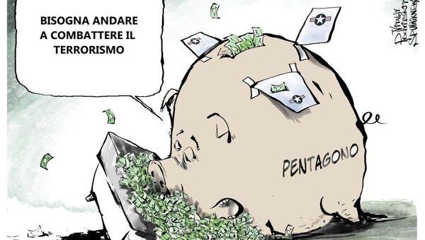 USA vs. terrorismo - Sputnik Italia