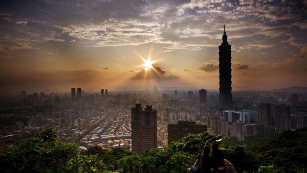 Taipei, Taiwan - Sputnik Italia