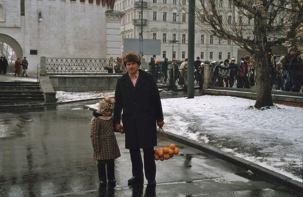 Mosca ieri e oggi - Sputnik Italia