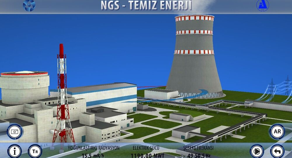 Centrale nucleare di Akkuyu