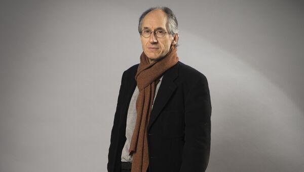 Redattore capo di Charlie Hebdo Gerard Briard - Sputnik Italia