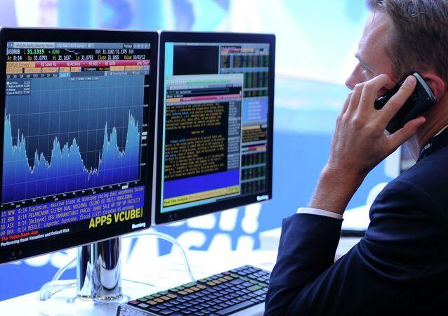Operatore di Borsa