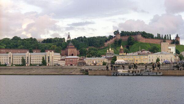 Veduta di Nizhny Novgorod - Sputnik Italia