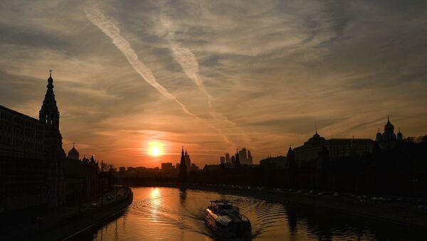 Mosca, sera d'estate - Sputnik Italia