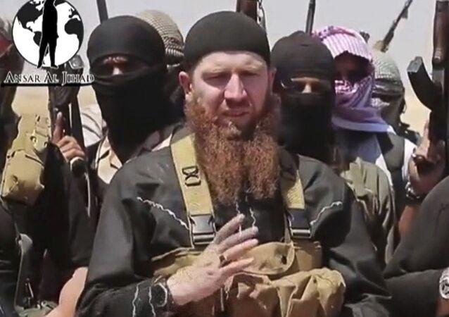 Combattenti di ISIS stranieri in Siria