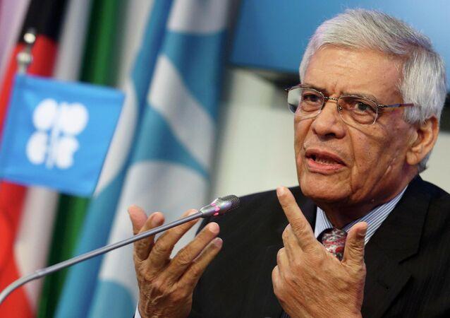 Segretario OPEC Abdallah el-Badri