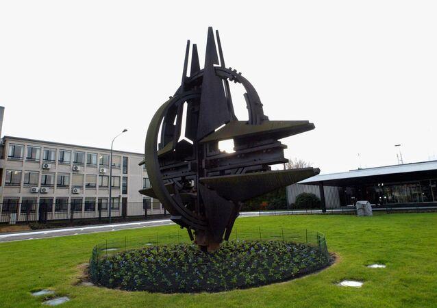 Il quartiere generale della NATO a Bruxelles