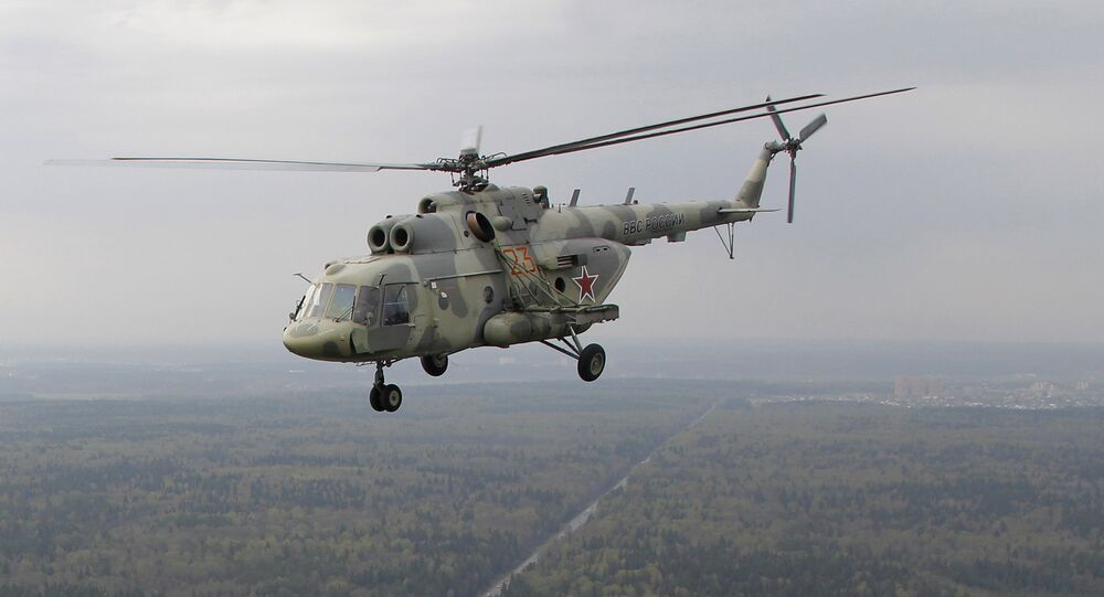 Elicottero Mi-17 (foto d'archivio)