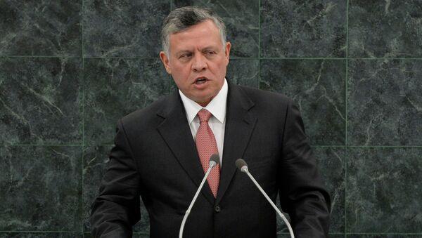 Il re della Giordania Abdullah II - Sputnik Italia