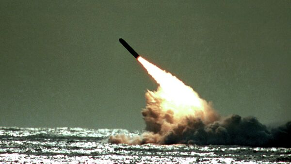Lancio del Trident II - Sputnik Italia
