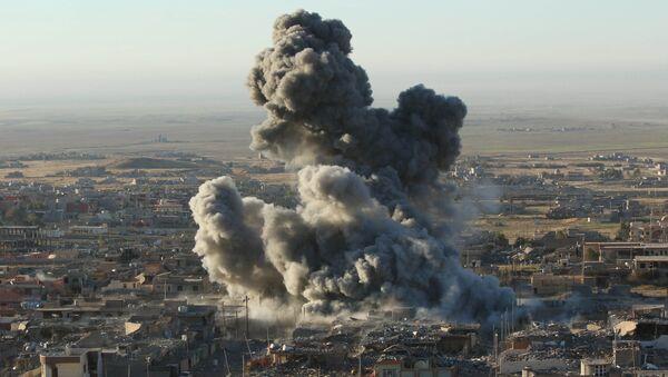 L'offensiva dei peshmerga curdi nel Nord dell'Iraq. - Sputnik Italia