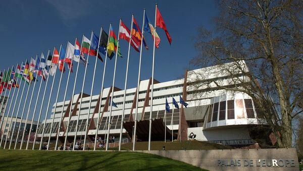 Sede dell'Assemblea Parlamentare del Consiglio d'Europa (PACE) - Sputnik Italia