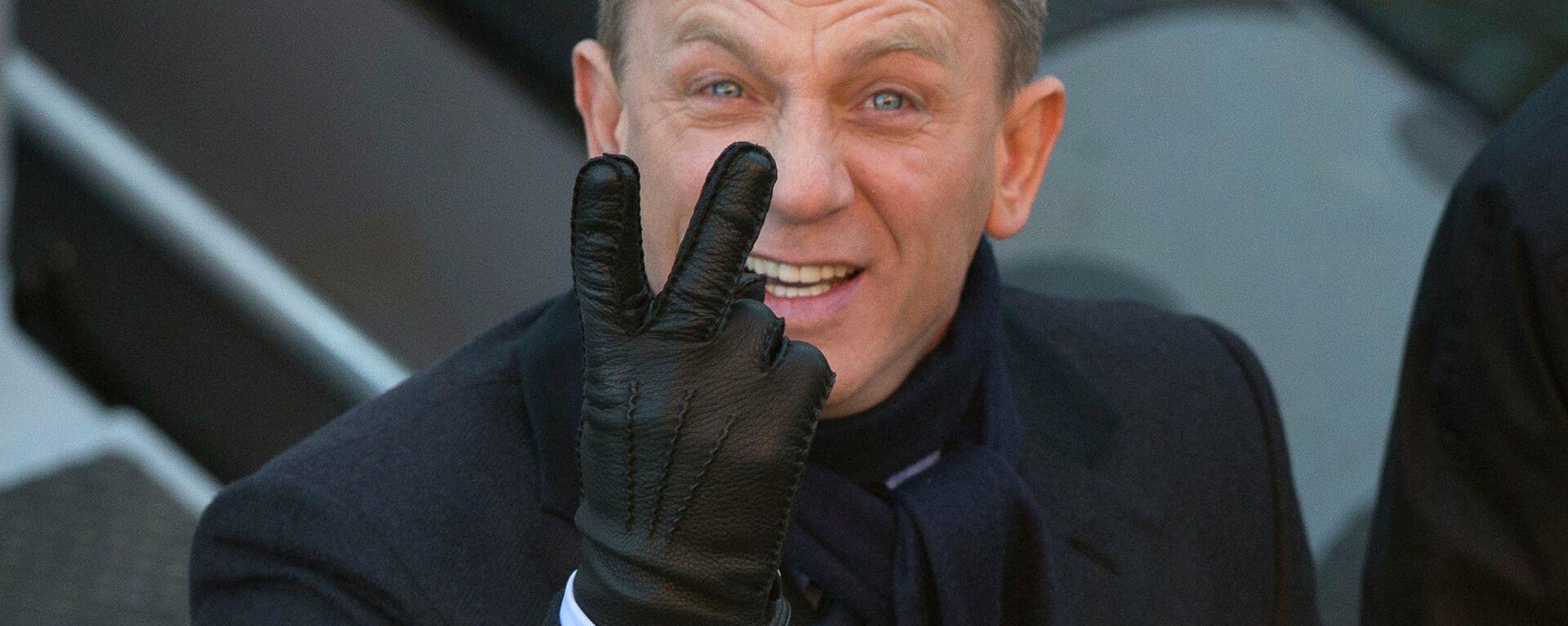 Actor Daniel Craig  - Sputnik Italia, 1920, 19.08.2021