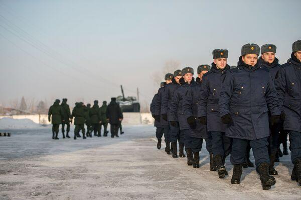 Russia, il reclutamento del 2015 - Sputnik Italia