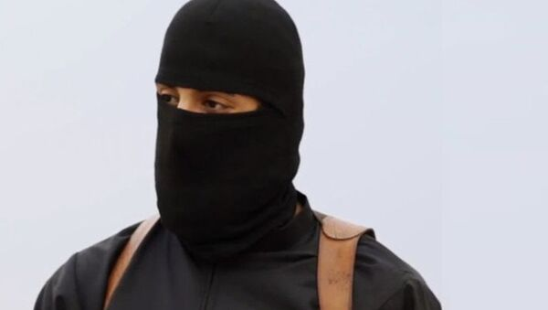 Islamic State militant known as Jihadi John - Sputnik Italia