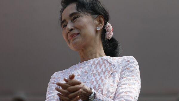 Aung San Suu Kyi - Sputnik Italia