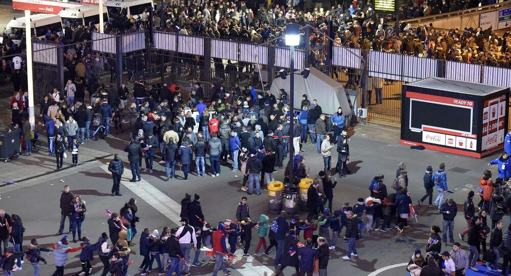 Attentato presso Stade de France di Parigi