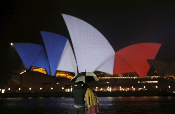 La celebre Opera House a Sydney, Australia. - Sputnik Italia