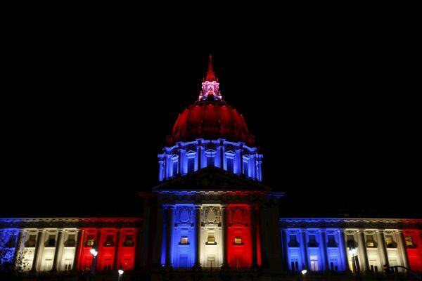 Il municipio di San Francisco, USA. - Sputnik Italia