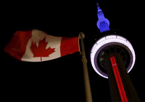 La CN Tower a Toronto, Canada. - Sputnik Italia